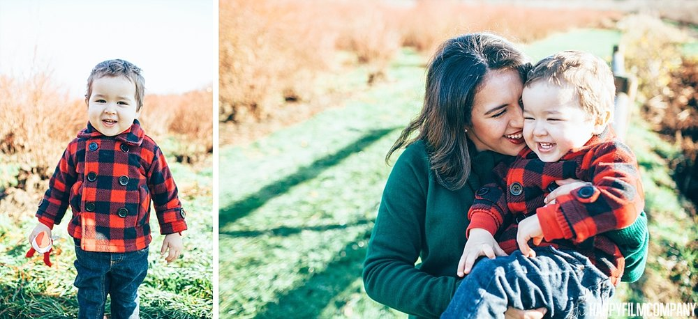 Mother and Son Portrait - - the Happy Film Company - Seattle family Photos