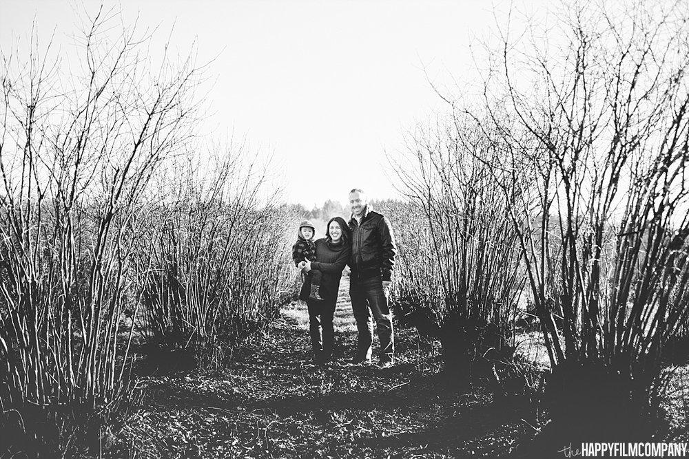 Black and White family Photos - - the Happy Film Company - Seattle family Photos