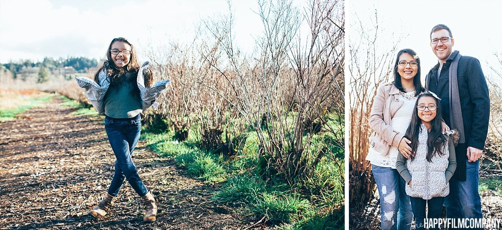Blueberry Farm Mini shoot - the Happy Film Company - Seattle Family Photos