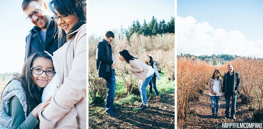 Maternity Photoshoot - the Happy Film Company - Seattle Family Photos