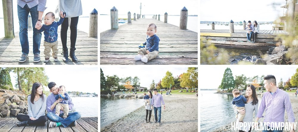 Family Photo Shoot at Kirkland Marina - the Happy Film Company- Seattle Family Photos