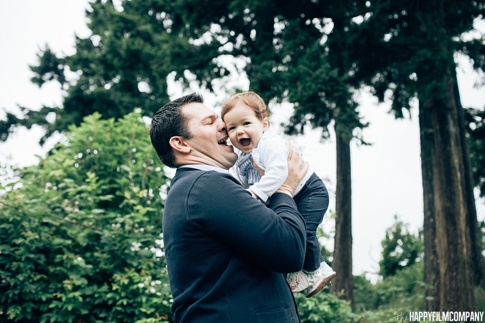 Father and daughter - father's day mini shoot - Heritage Park - the Happy Film Company - Seattle Family Photos