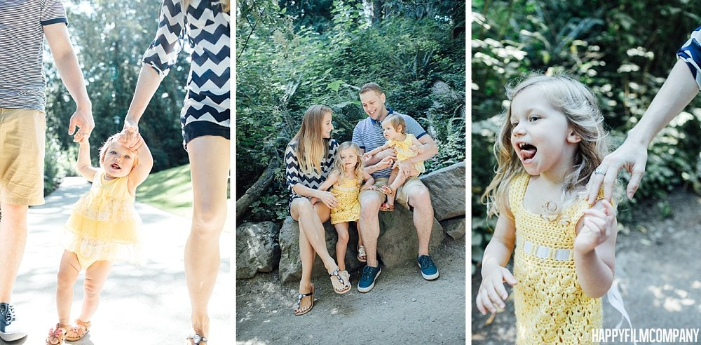 Walking in sunshine - the Happy Film Company - Seattle family photos