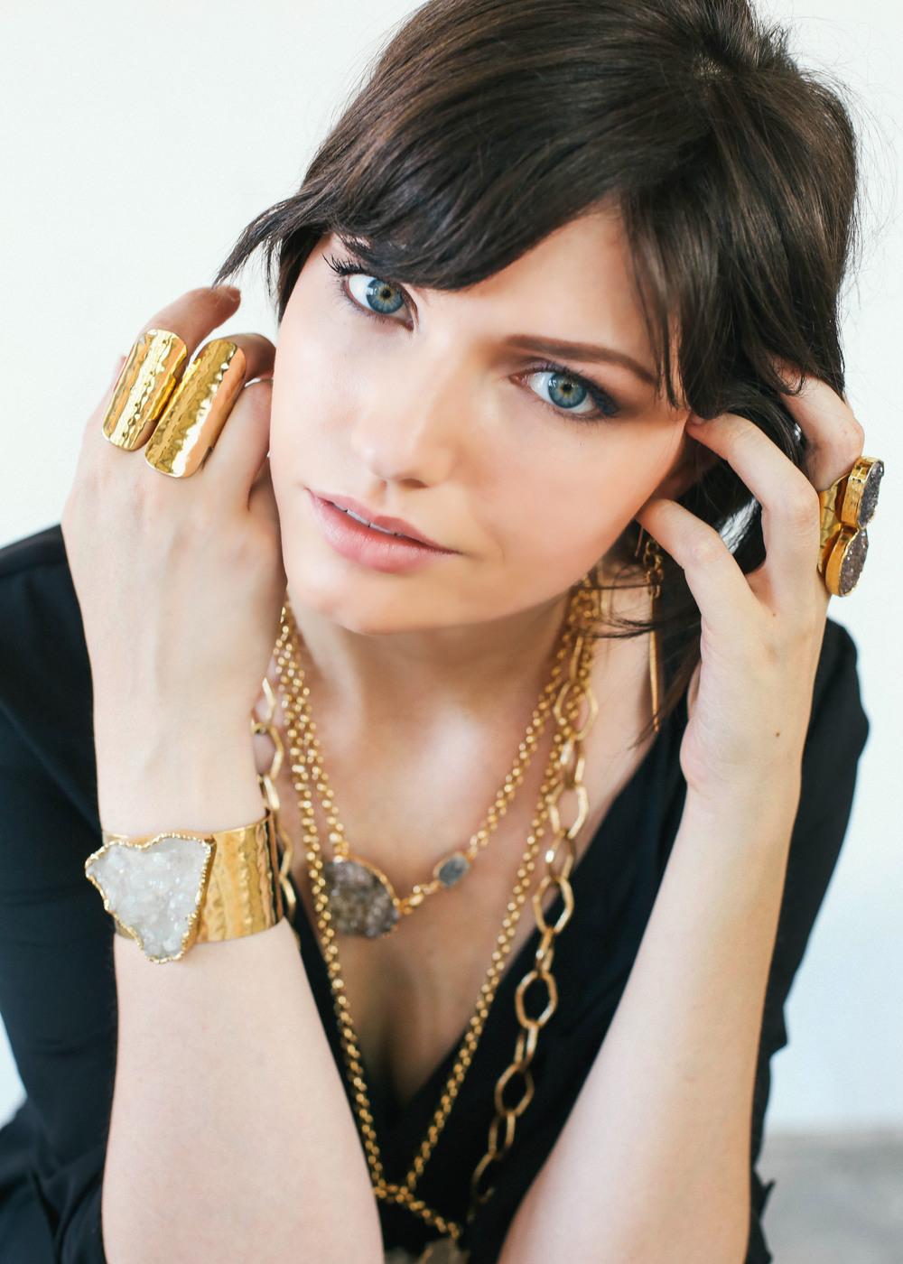 Pluma jewelry  www.plumajewelry.com