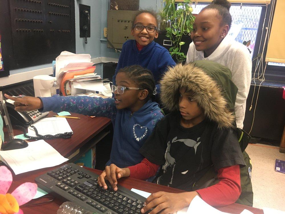 Inquiring Minds USA - Children civics democracy debate journalism