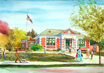 Indian Orchard, MA Public Library