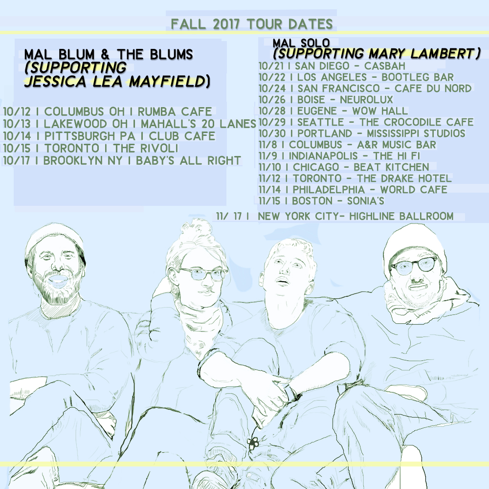 fall dates supporting jessica lea mayfield and mary lambert