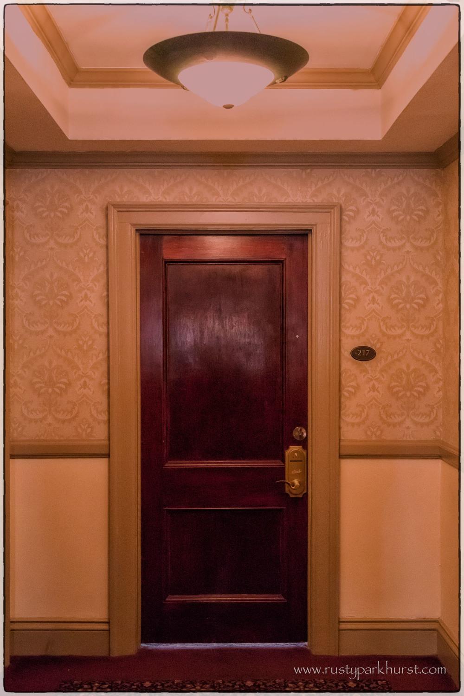 Room 217, Stanley Hotel