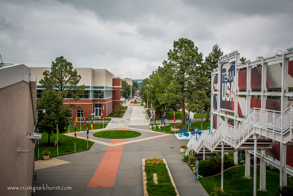 The Olympic Training Center Campus