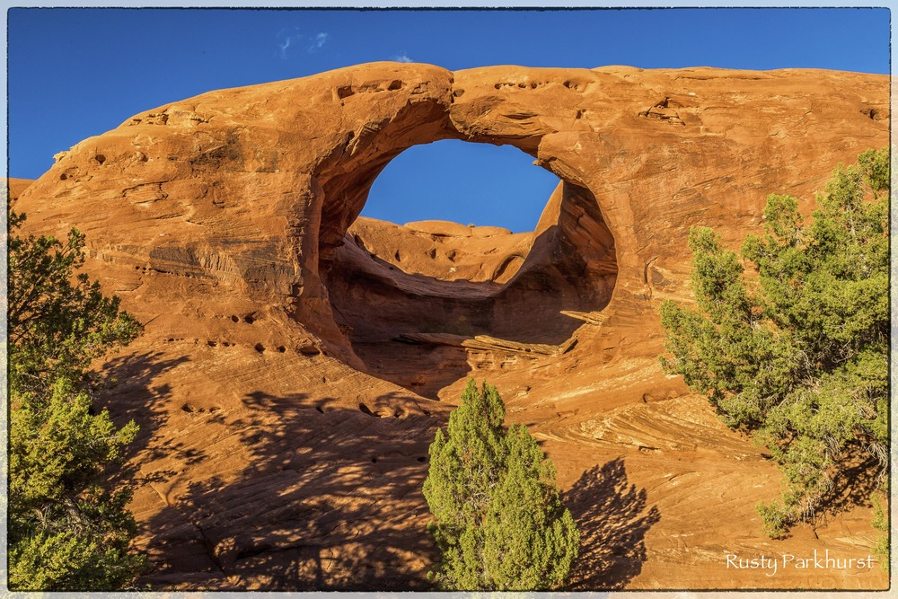 Honeymoon Arch