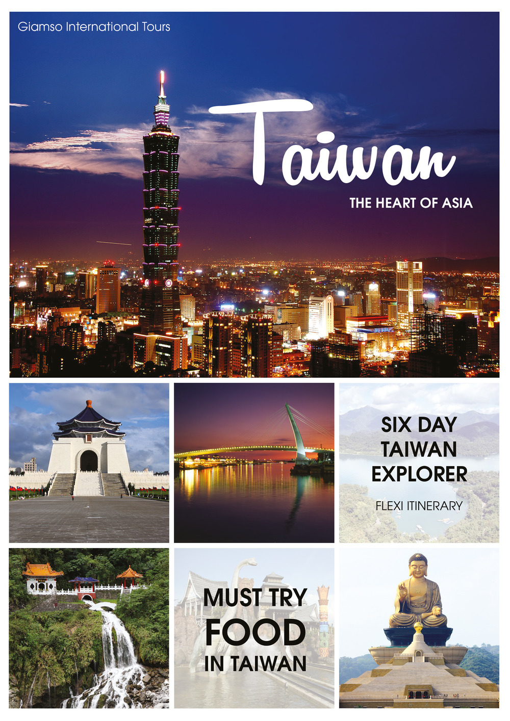 Taiwan (16 pages)