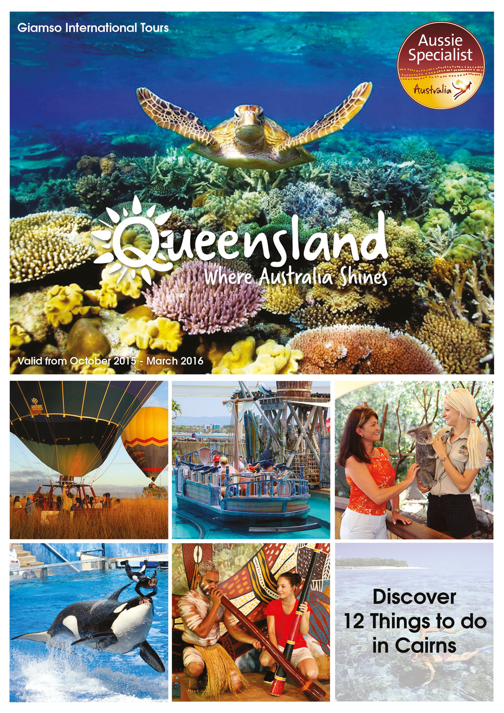 Queensland (16 pages)