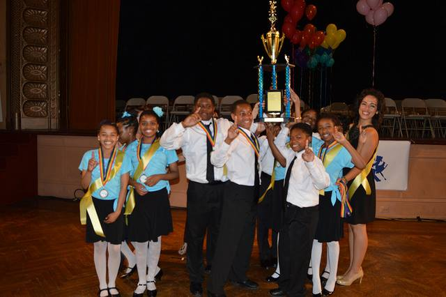 Dancing Classrooms Final Competition 2015
