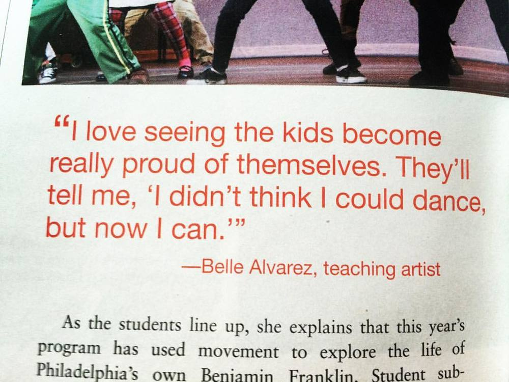 Dance Teacher Magazine, June 2016