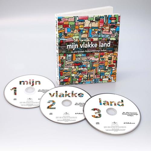 Mijn Vlakke Land CD Set.png