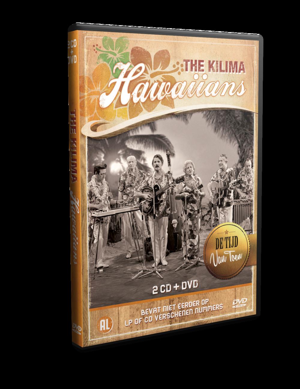 Kilima Hawaiians DVD