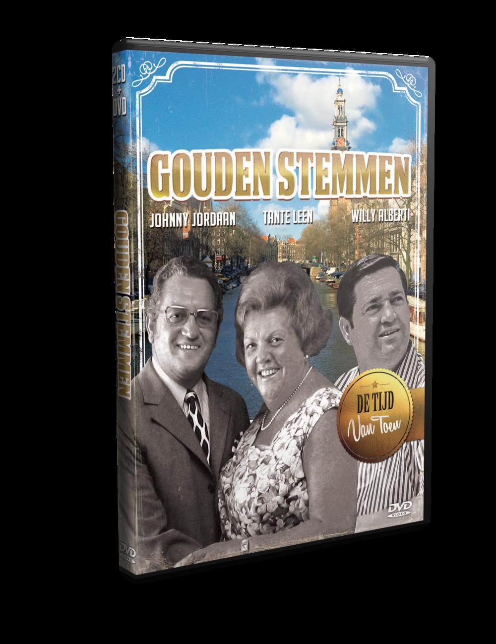 Gouden Stemmen DVD