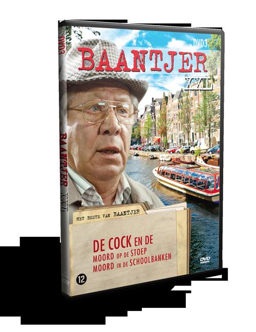 Baantjer DVD 3