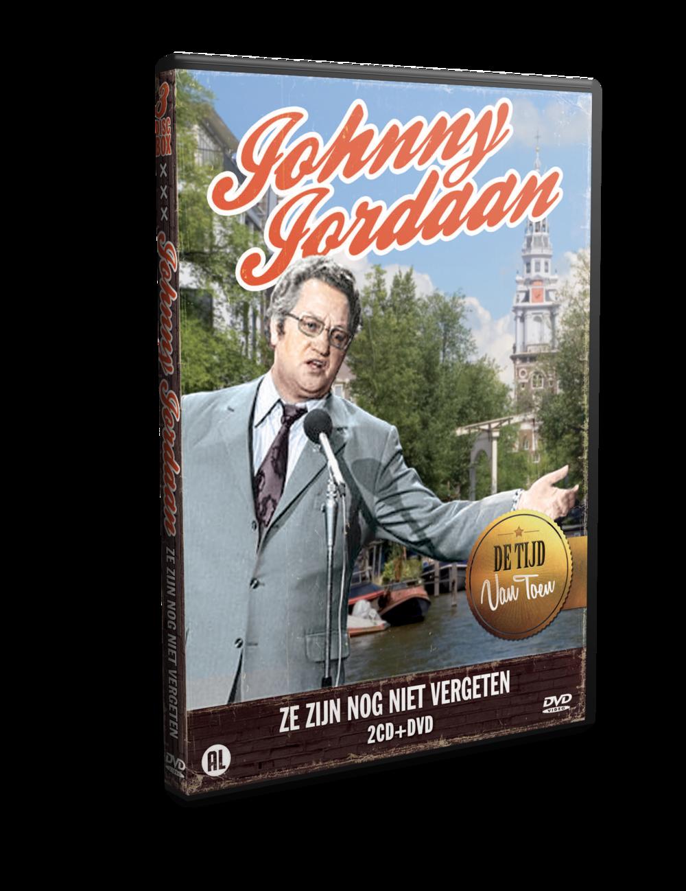 Johnny Jordaan DVD
