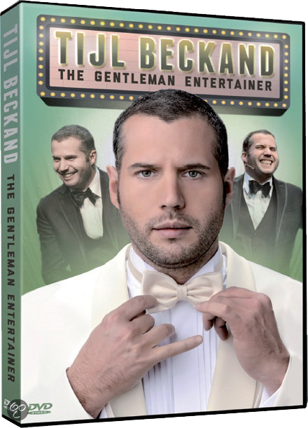 Tijl Beckand - The Gentleman Entertainer