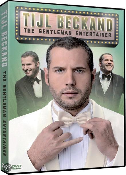 Tijl Beckand - The Gentleman Entertainer