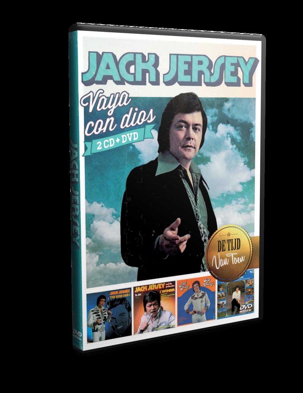 Jack Jersey DVD
