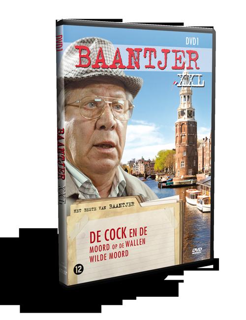 Baantjer DVD 1