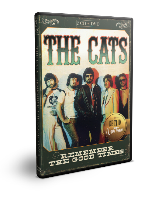 The Cats DVD