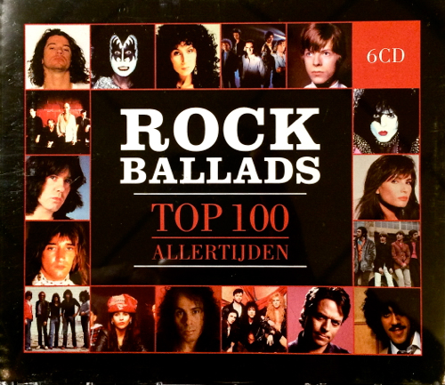 Rock Ballads Top 100 Allertijden