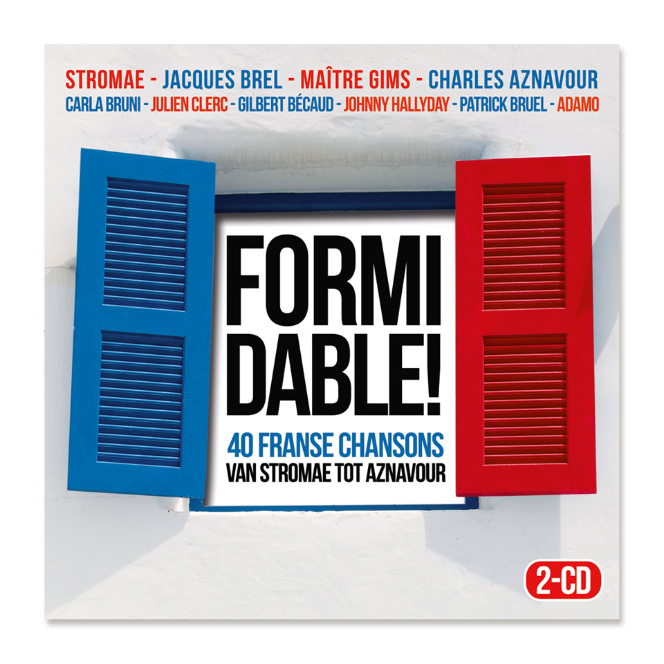 Formidable - 40 Franse Chansons.jpg