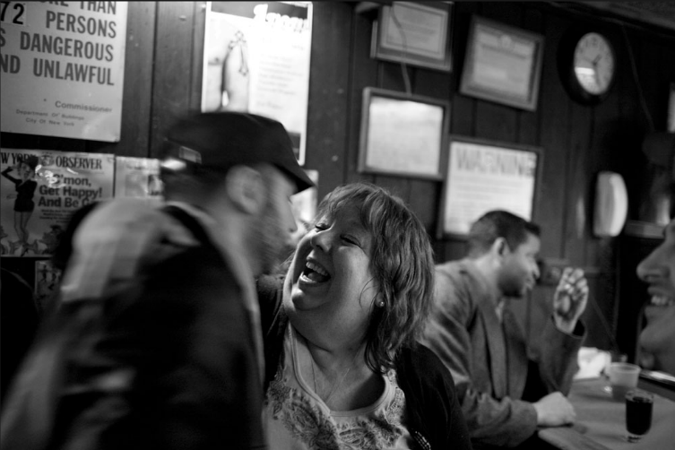 For three decades, Ms. Wirth, 54, has been slinging drinks and entertaining guests at Marie's Crisis, a piano bar in the West Village.  Link