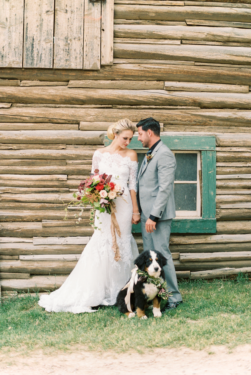 Brush Creek Ranch inside wedding look, Marchesa dress, Lisa O'Dwyer Photography-101.jpg