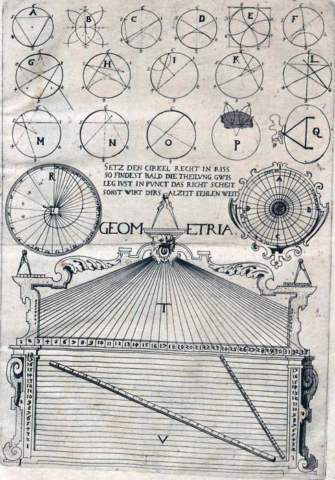 tatsulok: Gabriel Cramer / Sacred Geometry : en love: