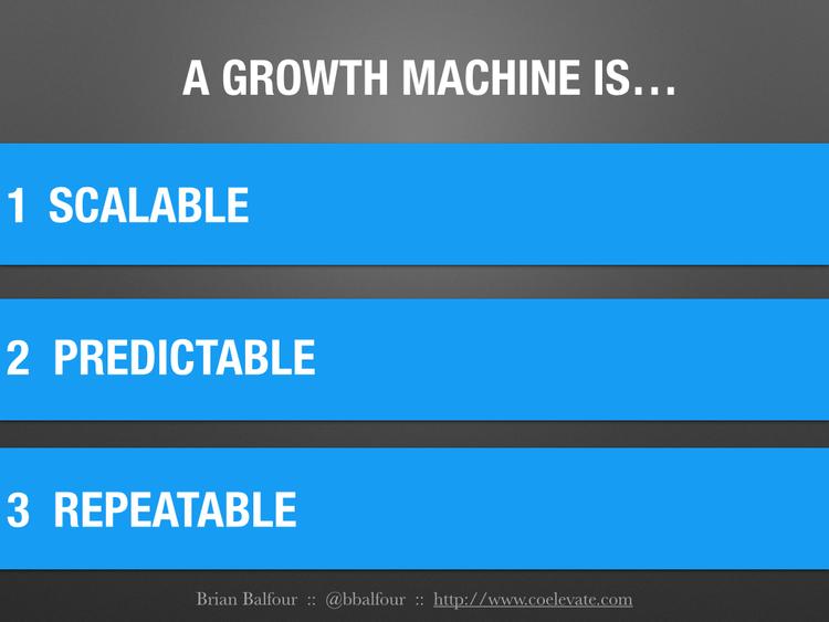 crescita-machine