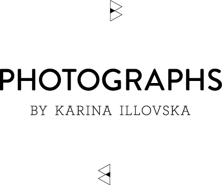 Photographs by Karina Illovska