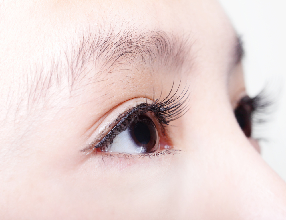 Asian double eyelid surgery