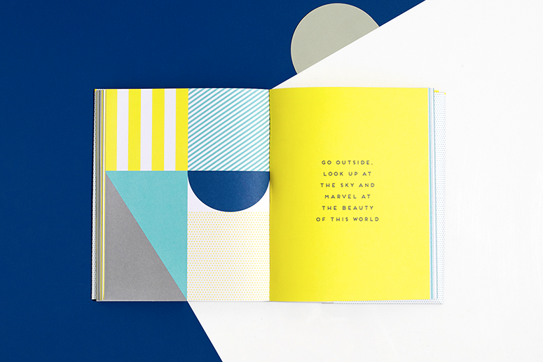 While freelancing for kikki.K, I wrote the Go Offline & Be Inspired Journal which inspires readers to be present, practise mindfulness and reconnect with what matters. Photo by kikki.K.