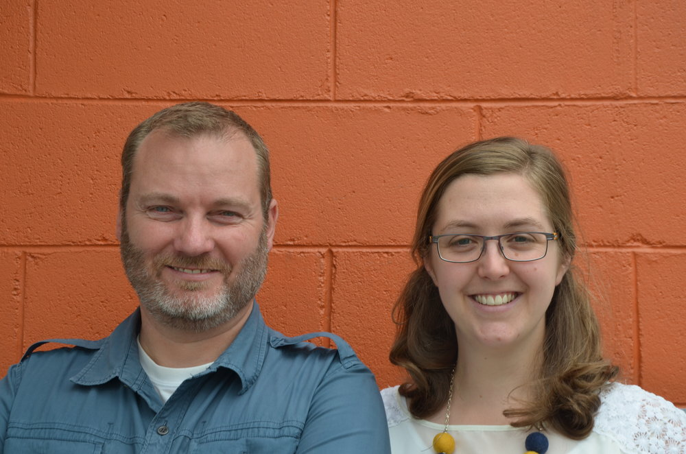 Stephen and Nikki Nolan - leaders of the Cross Cultures Missional Community
