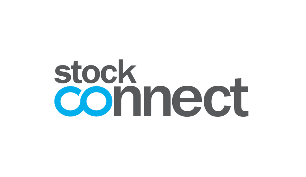 Ontwerp logo, Stock Connect