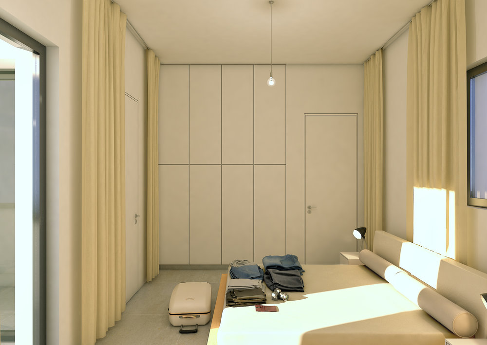 A: Upper floor. En-suite double Bedroom.