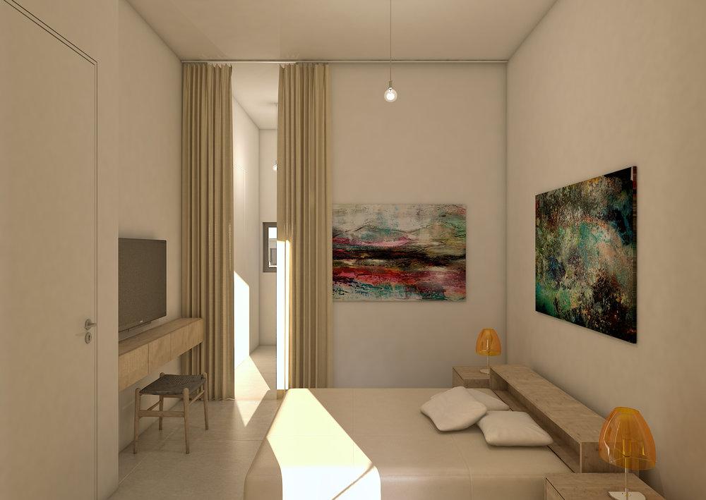 E: Upper Floor. En-suite double bedroom.