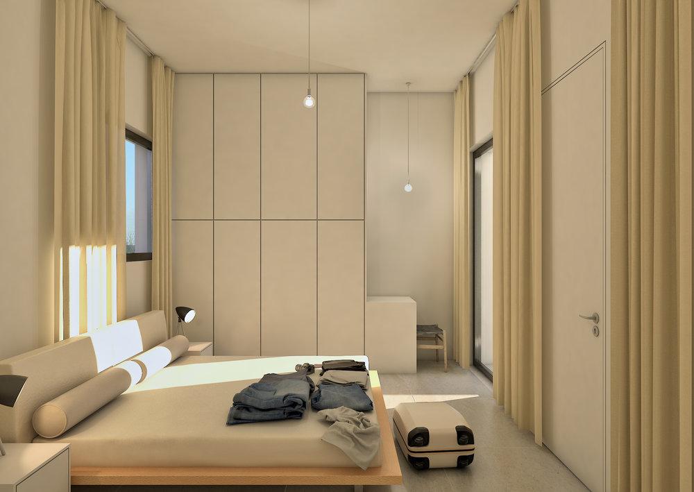 A: Upper floor. En-suite double Bedroom.