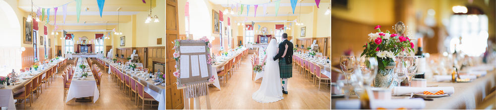 aberdare hall wedding photography