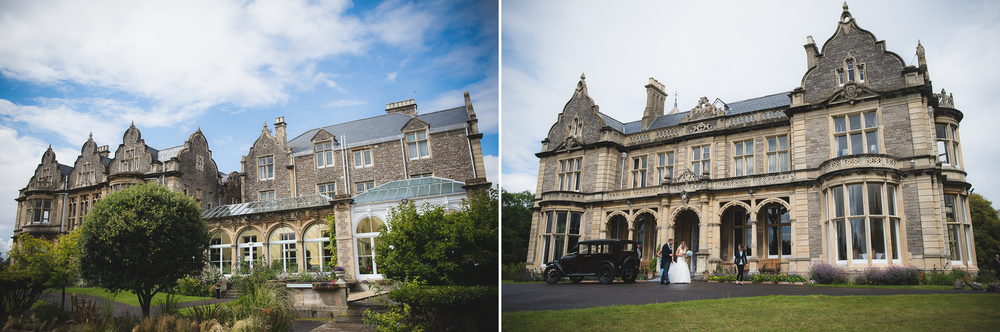 clevedon hall wedding venue in somerset