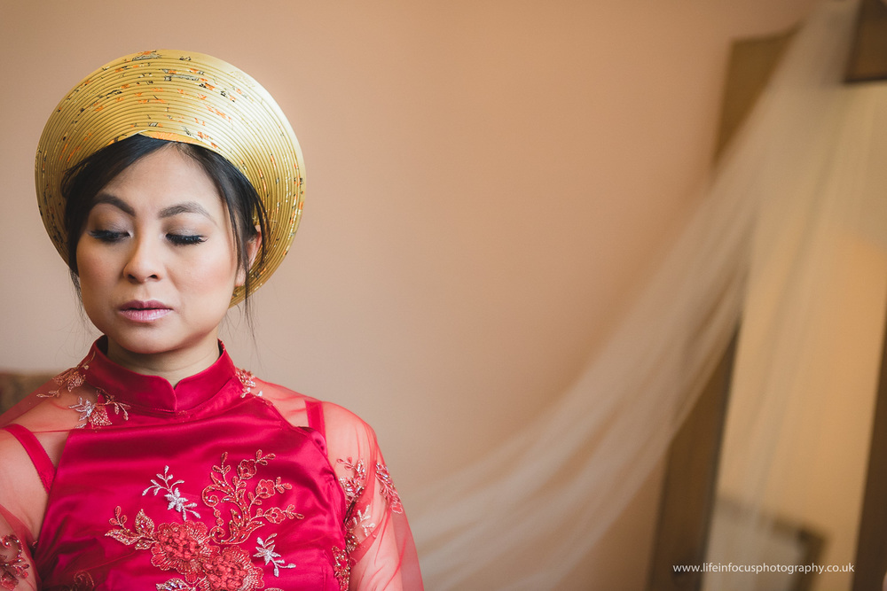 Vietnamese wedding dress uk