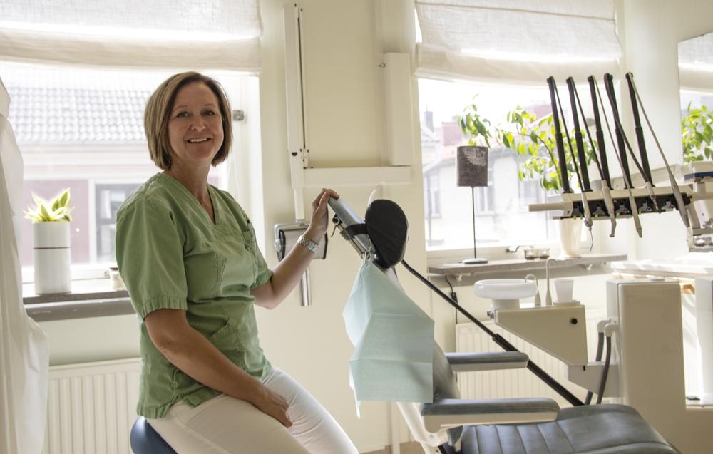 Tandhygienist Ann-louise Fogelqvist