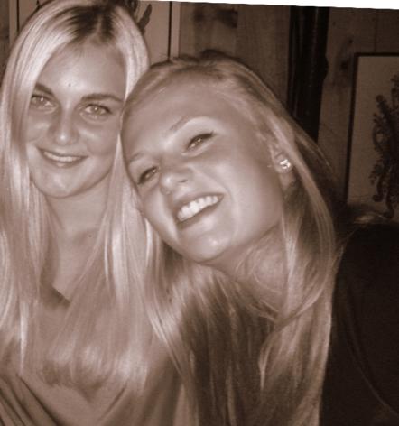 Kelly Thijssen en Esmée Rekers.