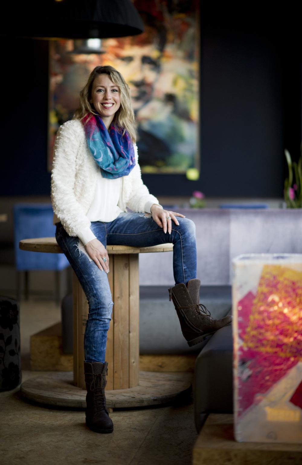 Isabelle Plasmeijer -03-11-2014: Brabants Dagblad