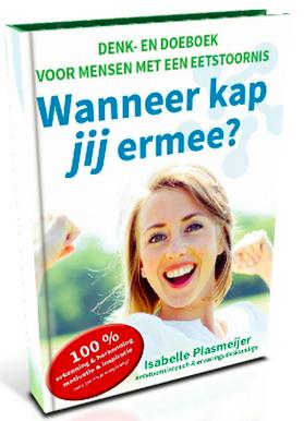Overwin je eetstoornis met de 33 stappen naar een hoger bewustzijn, lees het op www.isapower.nl