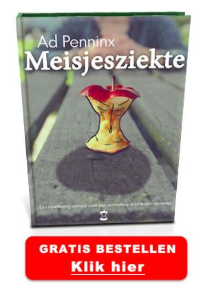 Ad Penninx zijn e-book: Meisjesziekte - over anorexia - www.isapower.nl